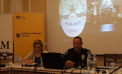 Rotund-Table Ensuring Respect for Human Rights in Police Activity