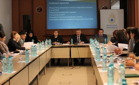 Report on Human Rights of the Republic of Moldova 2018