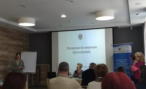 "Workshop ""Intersectoral collaboration in Social Assistance"""
